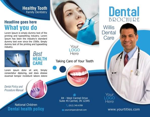 Dental Brochure Outside 001